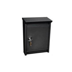 Γραμματοκιβώτιο Εξωτερικού Χώρου Arte Μαύρο TX0077HMI 30.5X20.5X5 Εκ.