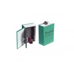 """Κουμπαράς """"Βιβλίο"""" Με Σχισμή Arte TS0111 11.5x8x4.5 εκ."""