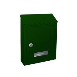 Γραμματοκιβώτιο Arte TX0080 Πράσινο  29Χ21Χ6 εκ.