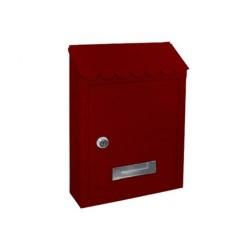 Γραμματοκιβώτιο Arte TX0080 Κόκκινο 29Χ21Χ6 εκ.