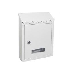 Γραμματοκιβώτιο Arte  TX0080 Λευκό 29Χ21Χ6 εκ.