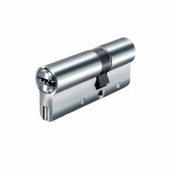 Κύλινδρος Υψηλής Ασφαλείας Domus Alfa 24065K 65άρης (30-35) nickel