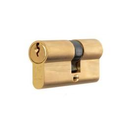 Κύλινδρος Domus Απλός 11054 54άρης (27-27) brass