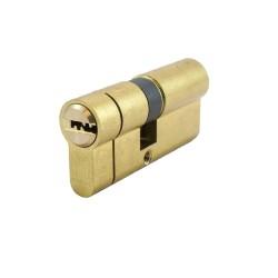 Κύλινδρος Ασφαλείας Domus Econ 21065 65άρης (30-35) brass
