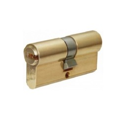 Αδιάρρηκτος Κύλινδρος Domus Proton 25060 62άρης (31-31) brass