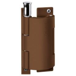 Πρόσθετη Ασφάλεια Domus WK+ 6470 Για Πόρτες και Παράθυρα Καφέ