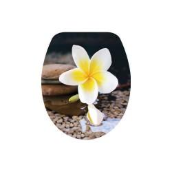 Καπάκι/Κάλυμμα Λεκάνης Import Hellas 200 Λουλούδι-Βότσαλα