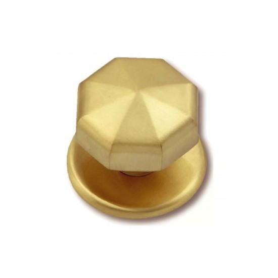 Μπούλ Εξώπορτας  Import B-5 Χρυσό Ματ