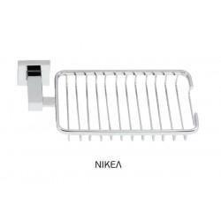 Σπογγοθήκη Μπάνιου Inox Import 3191