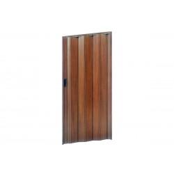 Πόρτα Πτυσσόμενη DoorFlex  Απομίμηση Ξύλου Βαρέως Τύπου Ύψος έως 2,23μ. Διαφόρων Διαστάσεων