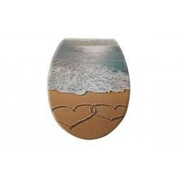 Καπάκι/Κάλυμμα Λεκάνης Duroplast E1977 No3 Καρδιές