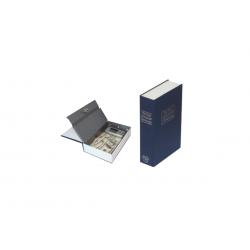 """Φορητό Χρηματοκιβώτιο """"Βιβλίο"""" Arte TS0309 23.5x15.5x5.5 εκ."""