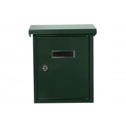 Γραμματοκιβώτιο Import Hellas Πράσινο TX-082 25,5Χ19,2Χ6 Εκ.