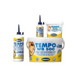 Κόλλα Ξύλου Mercola Tempo WB 500 D3 Υγράντoχη Κρυσταλλιζέ 200gr