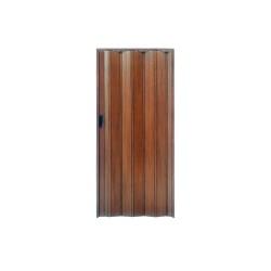 Πόρτα Πτυσσόμενη Zitaflex Απομίμηση Ξύλου Βαρέως Τύπου Ύψος έως 3,03μ. Διαφόρων Διαστάσεων