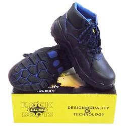 Αδιάβροχο Μποτάκι Εργασίας Rock Boots RP007 με Προστατευτικό Δαχτύλων-Πέλματος
