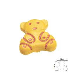 Πόμολα Επίπλων Παιδίκα  Viometale 132 Teddy