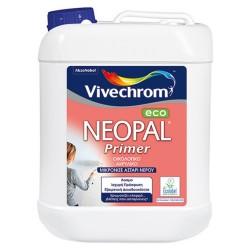 Οικολογικό Μικρονιζέ Ακρυλικό Αστάρι Νερού Vivechrom Neopal Primer Eco 10Lt