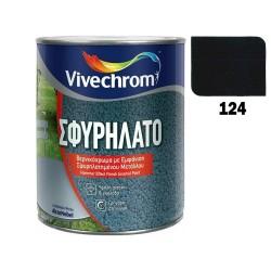 Βερνικόχρωμα Vivechrom Σφυρήλατο Απόχρωση 124 750ml