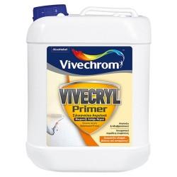 Σιλικονούχο Ακρυλικό Μικρονιζέ Αστάρι Νερού Vivechrom Vivecryl Primer 5Lt