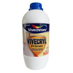 Σιλικονούχο Ακρυλικό Μικρονιζέ Αστάρι Νερού Vivechrom Vivecryl Primer 1Lt