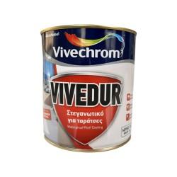 Στεγανωτικό για Ταράτσες Vivechrom Vivedur Λευκό 750ml