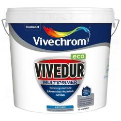Σιλικονούχο Ακρυλικό Αστάρι Νανοτεχνολογίας Vivechrom Vivedur Multiprimer Eco 3Lt