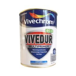 Σιλικονούχο Ακρυλικό Αστάρι Νανοτεχνολογίας Vivechrom Vivedur Multiprimer Eco 1Lt