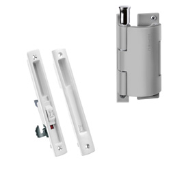 Locks for Windows and Balcony Doors