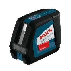 Αλφάδι Laser Bosch BL2L + Επαγγελματική Βάση Bosch BM1 (1 619 P04 422)