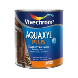 Συντηρητικό Εμποτισμού Ξύλου Βάσεως Νερού Vivechrom Aquaxyl Plus Άχρωμο Ματ 750ml