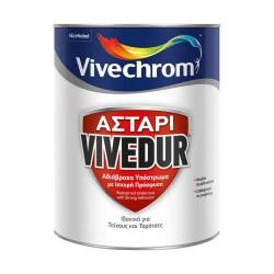 Αδιάβροχο Ακρυλικό Αστάρι Vivechrom Vivedur Διαλύτου 1Lt