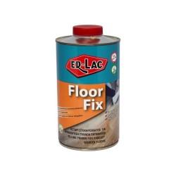 Αστάρι Στοκαρίσματος Νεφτιού Floor Fix Er-Lac για αρμολόγηση ξύλινων πατωμάτων Διάφανο 5Lt